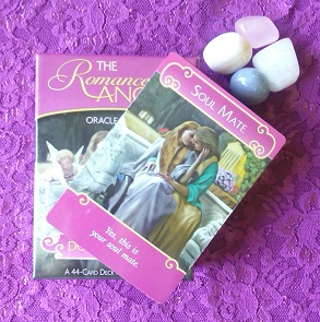Romance Angels Oracle Cards - Angel Cards